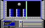 Rasterscan PC Booter Solving a puzzle lets me into this area of the ship... (EGA)