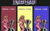 Ivan 'Ironman' Stewart's Super Off Road Commodore 64 Press fire to play