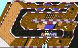 Ivan 'Ironman' Stewart's Super Off Road Commodore 64 Track two