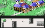 Iron Lord Commodore 64 Walking in a village