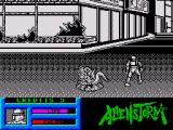 Alien Storm ZX Spectrum These aliens are slow but can give you a nasty slap