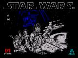 Star Wars ZX Spectrum Loading Screen