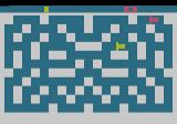 Slot Racers Atari 2600 A rather complicated maze