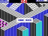 Gyroscope ZX Spectrum Game over