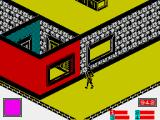 Strike Force: Cobra ZX Spectrum Room without a view