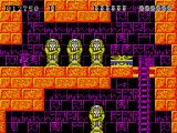 Rick Dangerous ZX Spectrum No Egyptian level would be complete without a sarcophagus