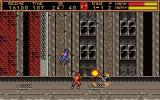 "Ninja Gaiden II: The Dark Sword of Chaos DOS The art of ""Fire dragon balls"" in use"