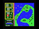 Hole in One MSX Golf Course Difficulty