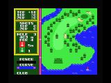 Hole in One MSX Select your golf club and wind direction