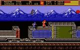 "Ninja Gaiden II: The Dark Sword of Chaos DOS you can have up to 2 ""ghost"" images helping you"