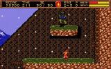 Ninja Gaiden II: The Dark Sword of Chaos DOS Vs Baron Spider