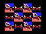 F-1 Spirit: The Road to Formula 1 MSX Intro screen