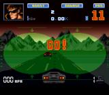 Lamborghini: American Challenge SNES Later in the game, you can able to buy a helpful night vision goggles for dark courses.