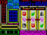 Arcade Fruit Machine ZX Spectrum Game screen