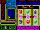 Arcade Fruit Machine ZX Spectrum Back to the gutter