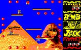 Bomb Jack Amstrad CPC Jumping