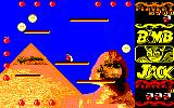 Bomb Jack Amstrad CPC ...all enemies on screen can be destroyed