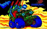 Army Moves Amstrad CPC Title