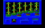 Army Moves Amstrad CPC Level one (Part II)