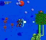 Heavy Unit: Mega Drive Special Genesis Lots of enemies