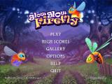 Glow Glow Firefly Windows Main menu