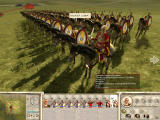 Rome: Total War - Barbarian Invasion Windows The General and his German unit