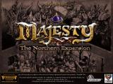 Majesty: The Northern Expansion Windows Title Screen