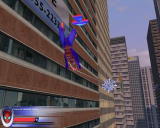 Spider-Man 2: The Game Windows Tutorial: Webswing course