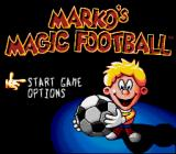 Marko SNES Title Screen