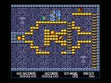 King's Valley II MSX Stage 5 - MSX2 - Collect the gold
