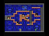 King's Valley II MSX Stage 5 - MSX1 - Use the knife