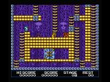 King's Valley II MSX Stage 8 - MSX2 - Watch out for the mummies