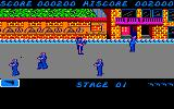 Jail Break Amstrad CPC An escapee has been shot