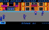 Jail Break Amstrad CPC Here comes another innocent bystander