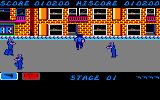 Jail Break Amstrad CPC Obtained a new weapon