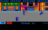Jail Break Amstrad CPC 5000 points for rescuing the innocent