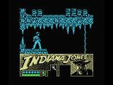 Indiana Jones and the Last Crusade: The Action Game MSX Jump to the rope, and climb down
