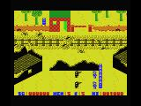 Who Dares Wins II MSX The Firing Squad