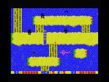 Who Dares Wins II MSX Watch out for the plane