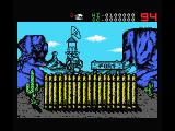 Hammer Boy MSX Climb over the fence