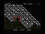 Indiana Jones and the Temple of Doom MSX The mine