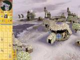 Populous: The Beginning Windows a village in the icy wasteland