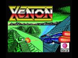 Xenon MSX Intro screen
