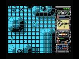 Xenon MSX Shoot the bunkers