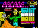 Arcade Fruit Machine ZX Spectrum Loading screen