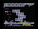 Nemesis 2 MSX Collapsing structures...