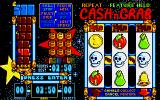 Arcade Fruit Machine Amiga Playing screen