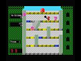 Mr. Do!'s Castle MSX Smash their heads!