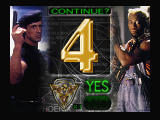 Demolition Man 3DO Continue?