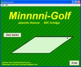 Minnnni-Golf Windows Title screen